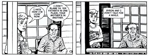 American Splendor Volume 2 #1 by Harvey Pekar,Ed Piskor, Chris Weston, Zachary Baldus.