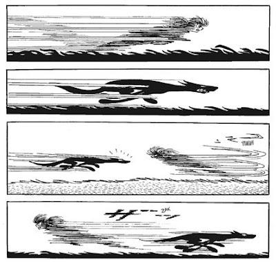 Hyakkimaru vs Demon Dog