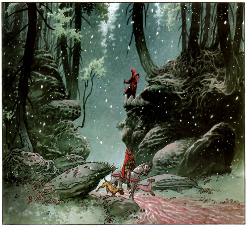 Rose By Jeff Smith, Charles Vess, Steve Hamaker.