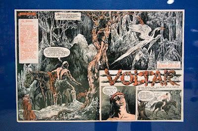 Alfredo P. Alcala's Voltar, Francisco Coching, Alfredo Alcala Retrospective, Komikon 2009.
