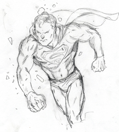 Superman by Jeff Smith