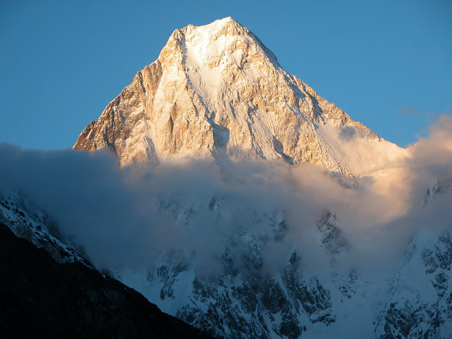 Extreme Mountain the World :Gasherbrum IV