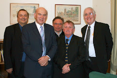 Local Councillors meet Vince Cable