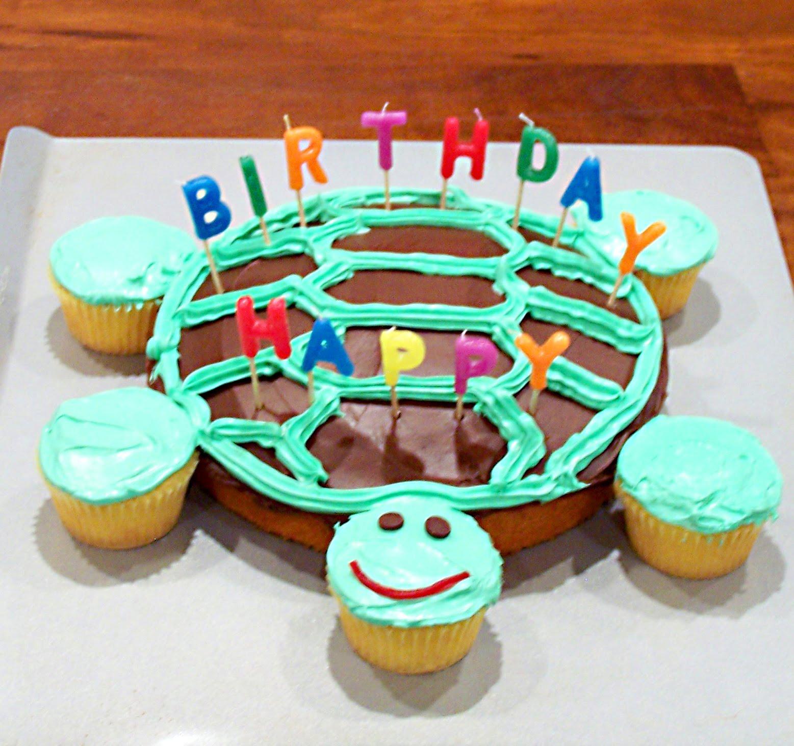 Easy Birthday Cake Ideas: All Boy Stuff: Easy Birthday Cakes