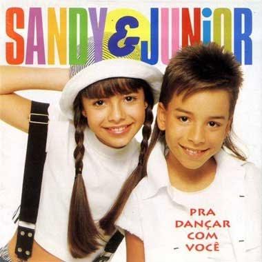 CD DE SANDY BAIXAR JUNIOR O IDENTIDADE E