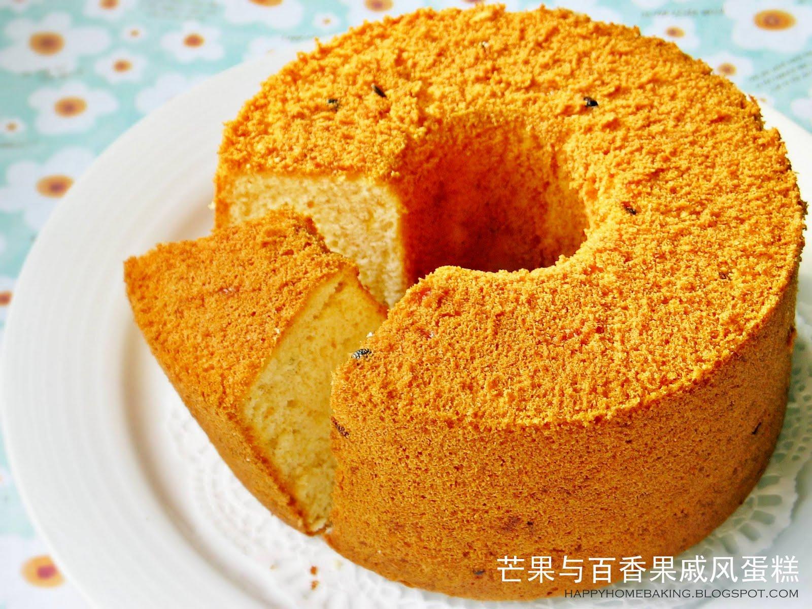 Idiot Proof Cake Recipe