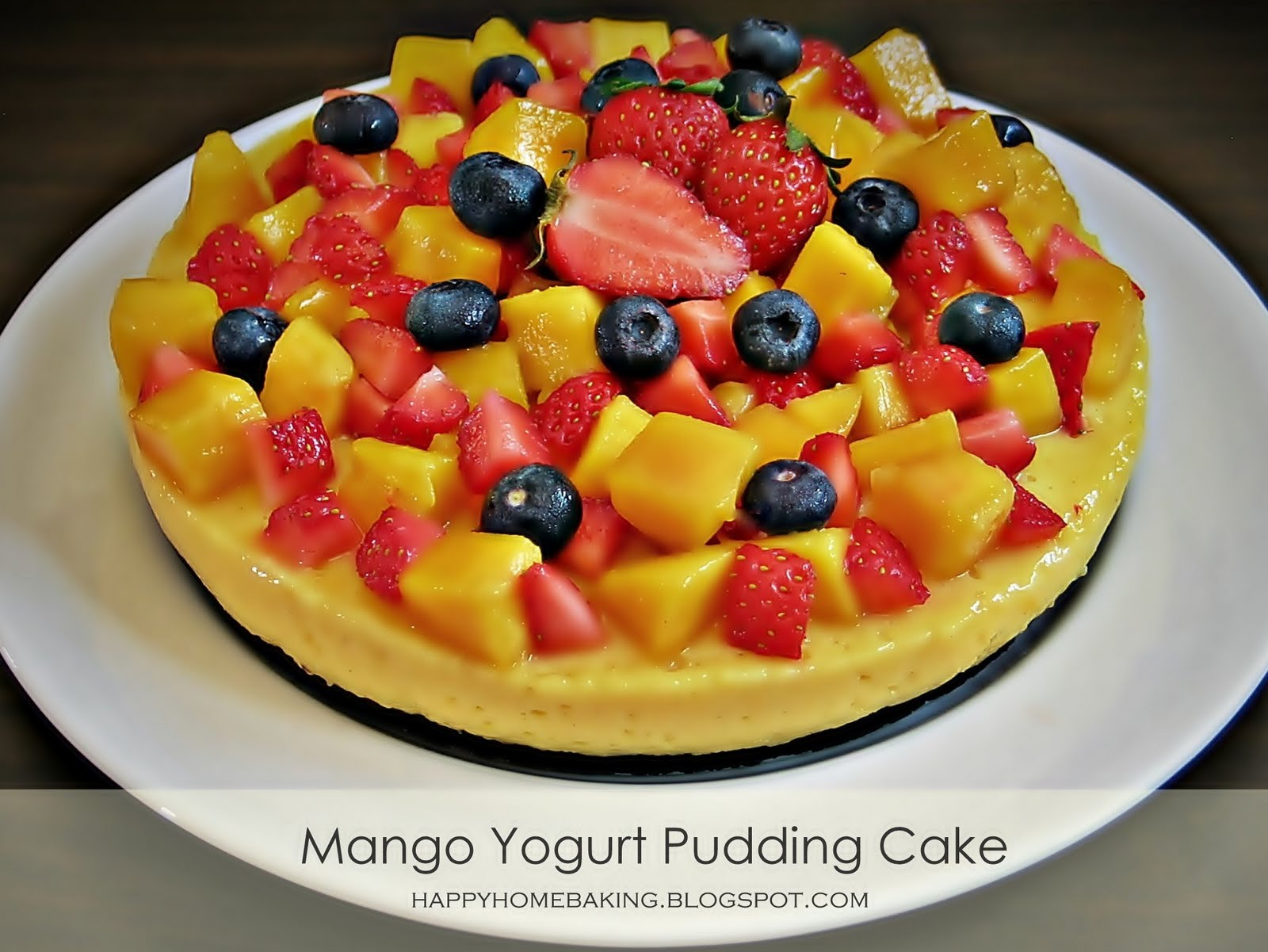 Best Mango Birthday Cake In Singapore