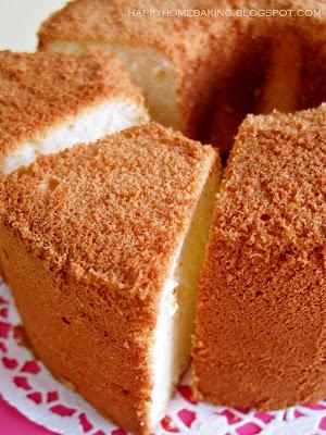 Lemon Chiffon Cake Best Recipe