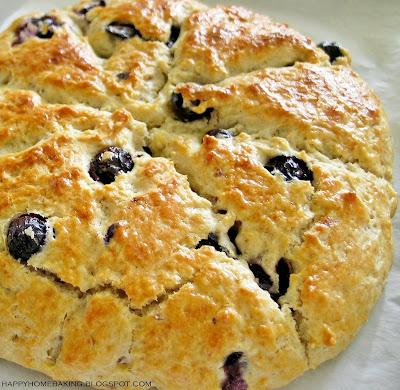Bill Granger Blueberry Tea Cake Recipe