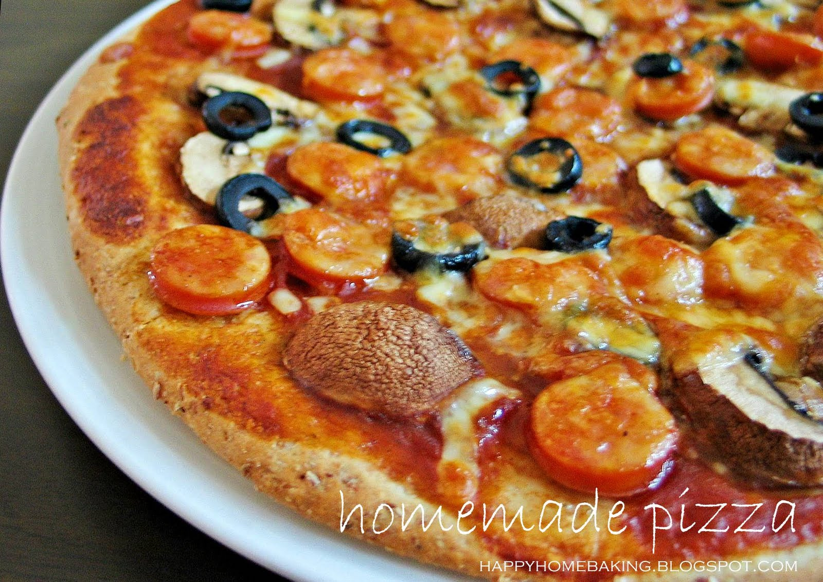 Making Pizza Dough With Cake Flour