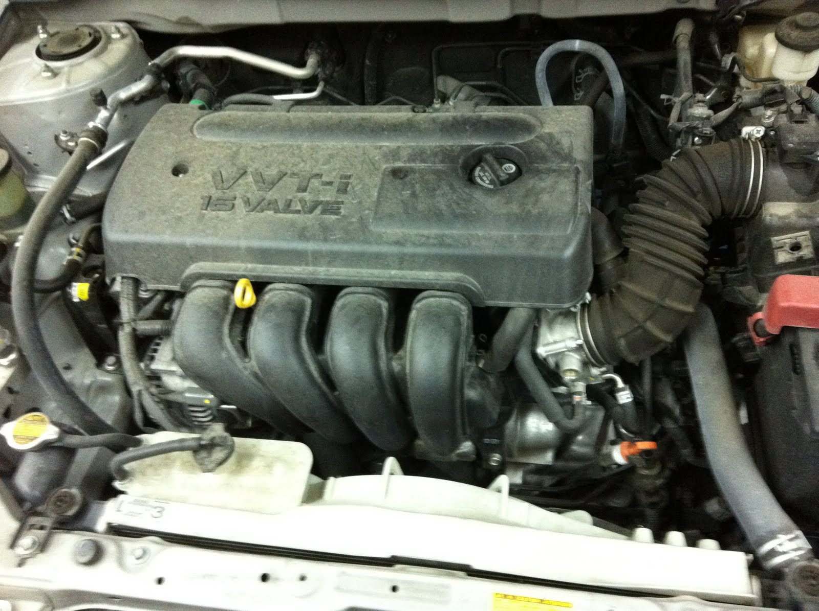 medium resolution of pontiac vibe engine diagram intake