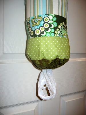 Grocery Bag Holder   Make It and Love It