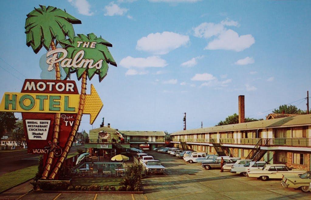 Motel  Portland Oregon
