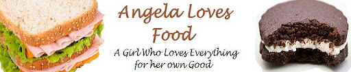 Angela Loves Food
