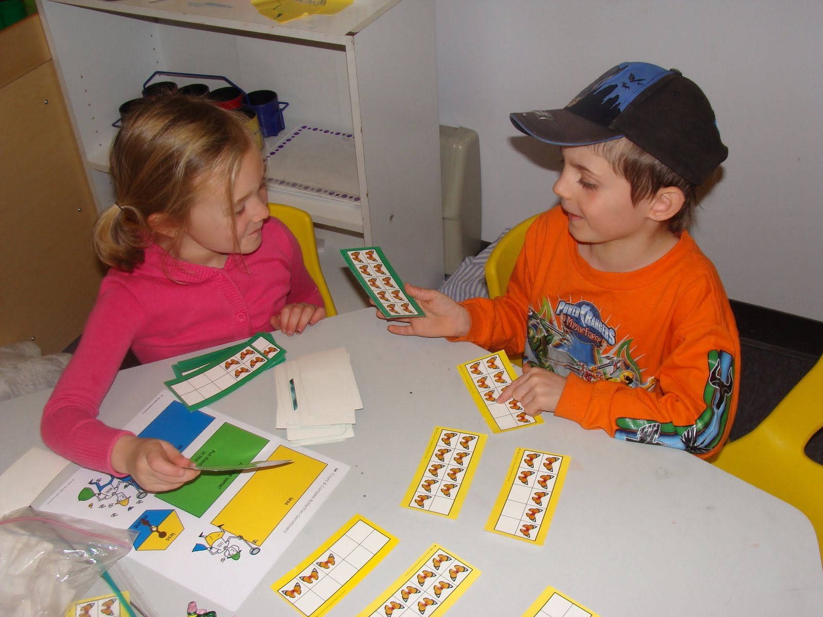 Kinder Garden: Mrs. Davison's Kindergarten: Math Stations In Kindergarten