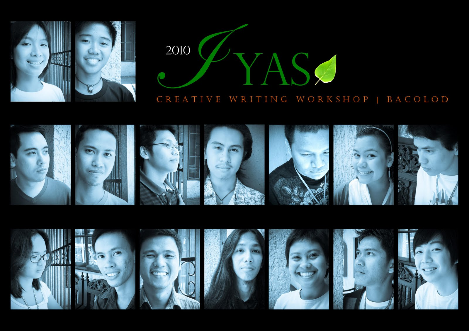 iyas creative writing workshop