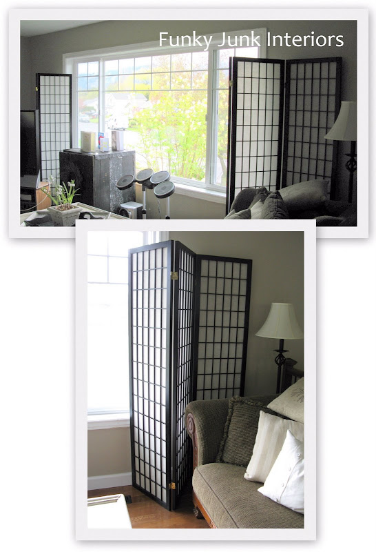 Make your own old wooden gate window screens via http://www.funkyjunkinteriors.net/