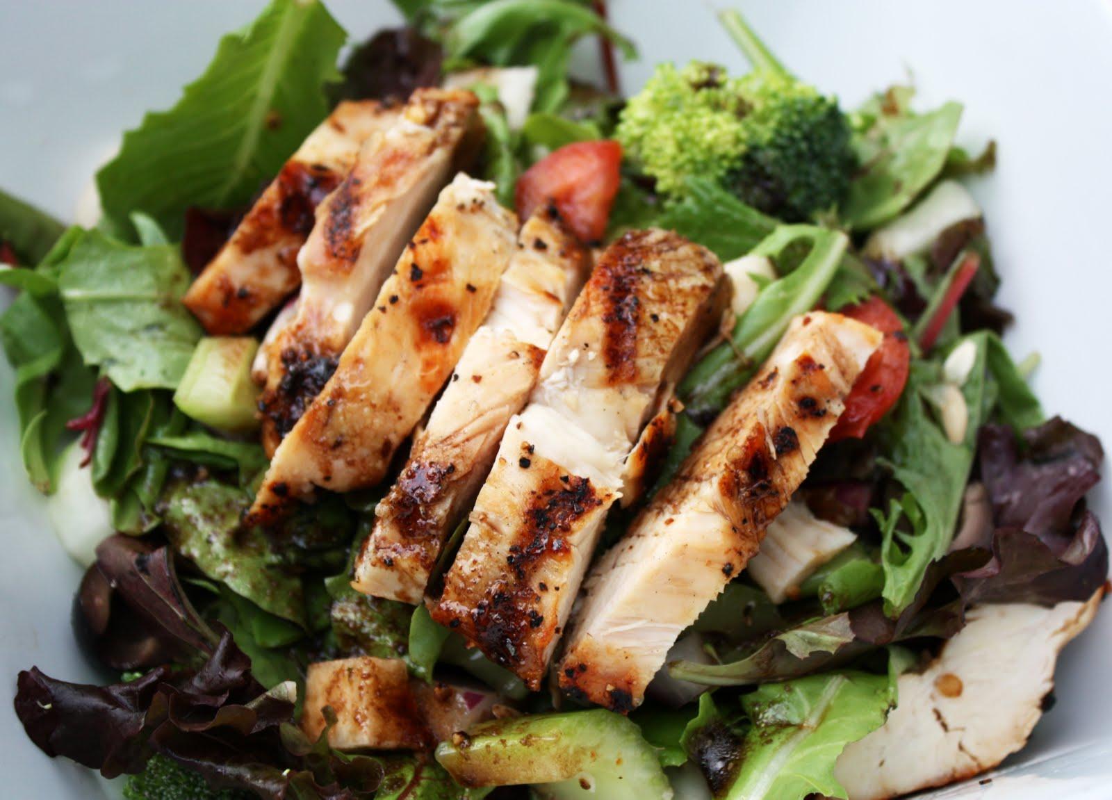 Grilled chicken salad primal palate paleo recipes grilled chicken salad forumfinder Choice Image
