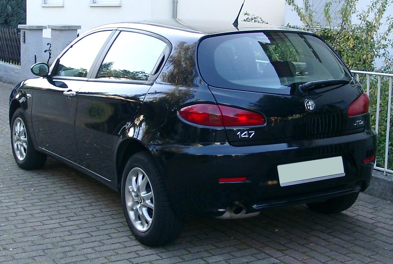 new cars used cars alfa romeo 147. Black Bedroom Furniture Sets. Home Design Ideas