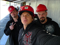 Ghost Adventures Crew - Preston Castle
