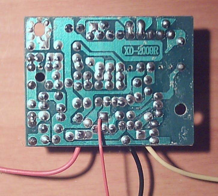 Electronica Y Ciencia Receptor Coche Rc De Dos Canales