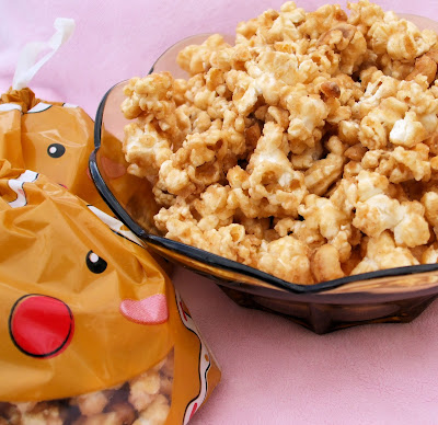 My Creative Stirrings: Cinnamon Butterscotch Popcorn ...
