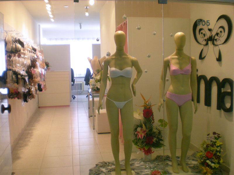 70bb82675 Linna Lingerie  Primeira loja LINNA no Rio de Janeiro