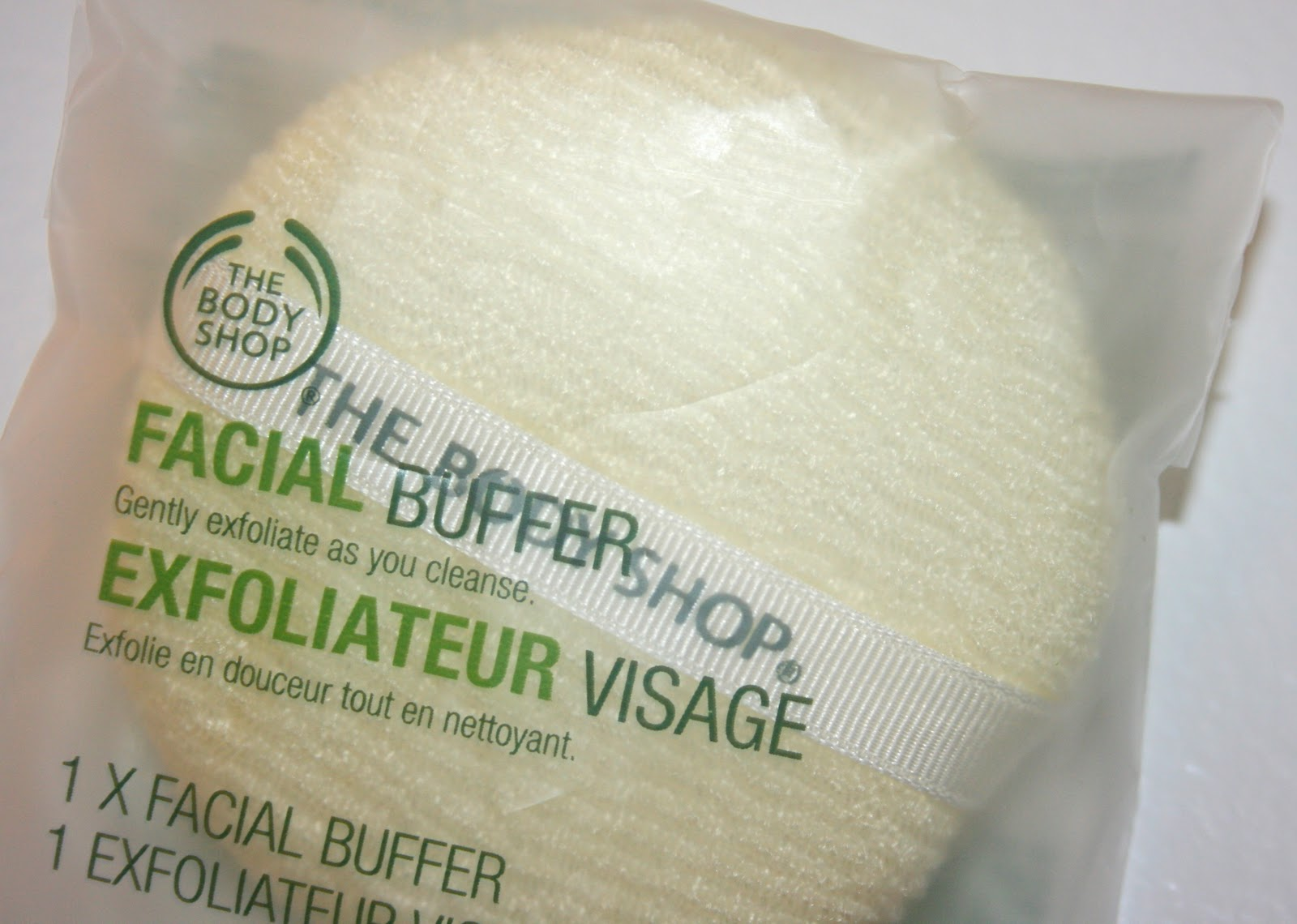 Makeup Beauty And More The Body Shop S Facial Buffer Ain T Any