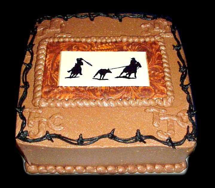 Western Wedding Cake Ideas: Connies CakeBox: Wedding And Shower And Grooms Cakes