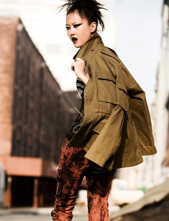 fashion styles women  Dazed and Confused Korea 5bd1771e0