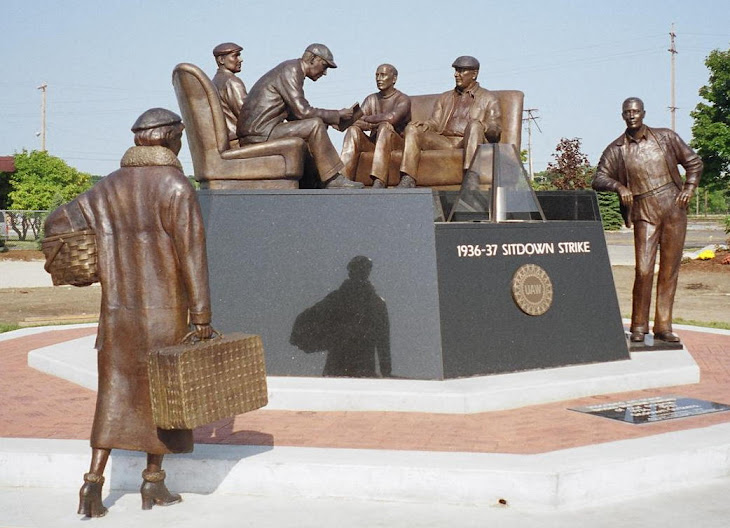 Flint Sit-down Strike Memorial