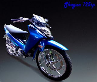 SHOGUN 125 SP