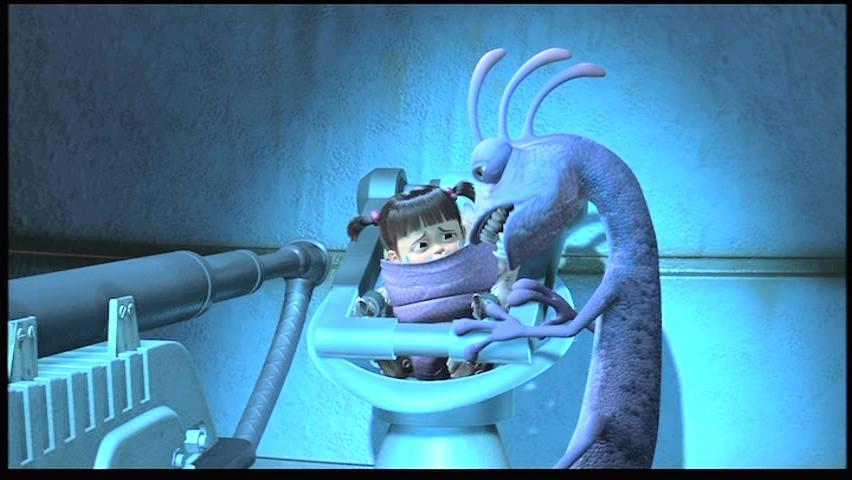 Family Friendly Halloween Movie Countdown Movie 5 Monsters Inc 2001