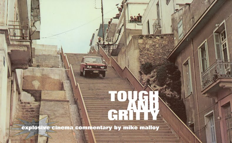 Tough and Gritty -- explosive cinema commentary