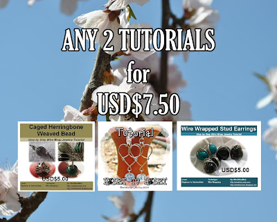 Choose ANY 2 of these 3 tutorials from the $5.00 category for $7.50 instead of $10.00. Saved $2.50 (25%)