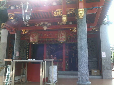 Tua Pek Kong, one of the oldest temple/building