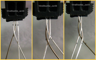 Basic wire braiding tutorial