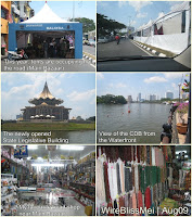 Malaysian Crafts Promotion at Kuching Waterfront