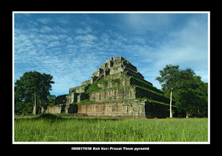 "The Legendary ""Tomb of The White Elephant"" at Koh Ker"