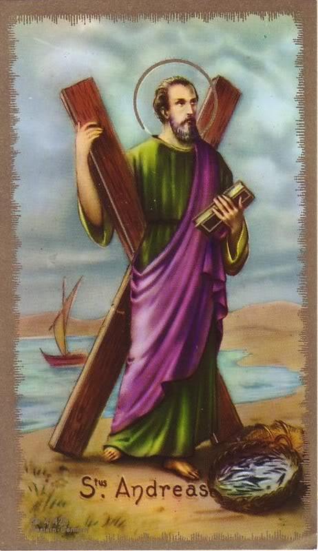 sveti Andrej - apostol