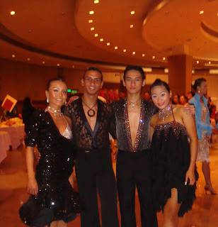 ballroom dancing in manila