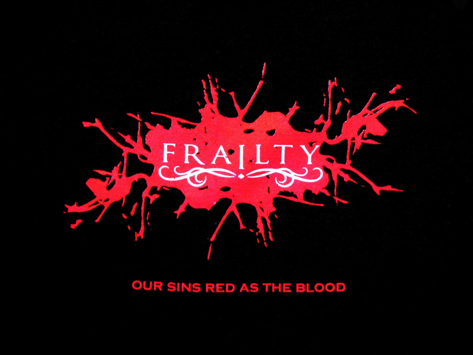 Frailty doom metal blog