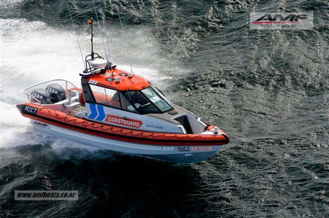 AMF Boats - Custom built Aluminium boats - game fishing