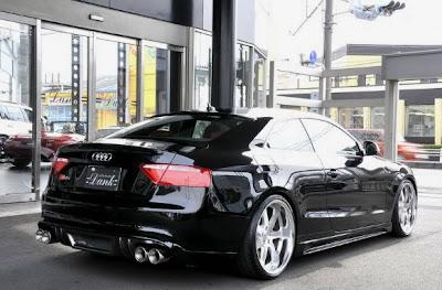 Pirelli P Zero >> NEWS cars: Tuning Audi S5v