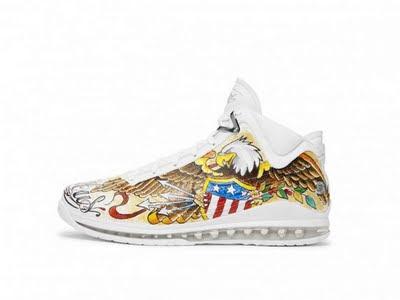 ... los angeles Unos días atrás vimos las Nike Air Max LeBron VII diseñada  por Jeff Zimmerman ... 09200c8ef6