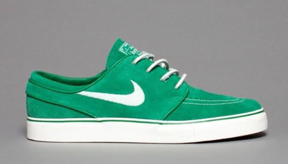 Nike Sb Zoom Stefan Janoski Verde Esmeralda