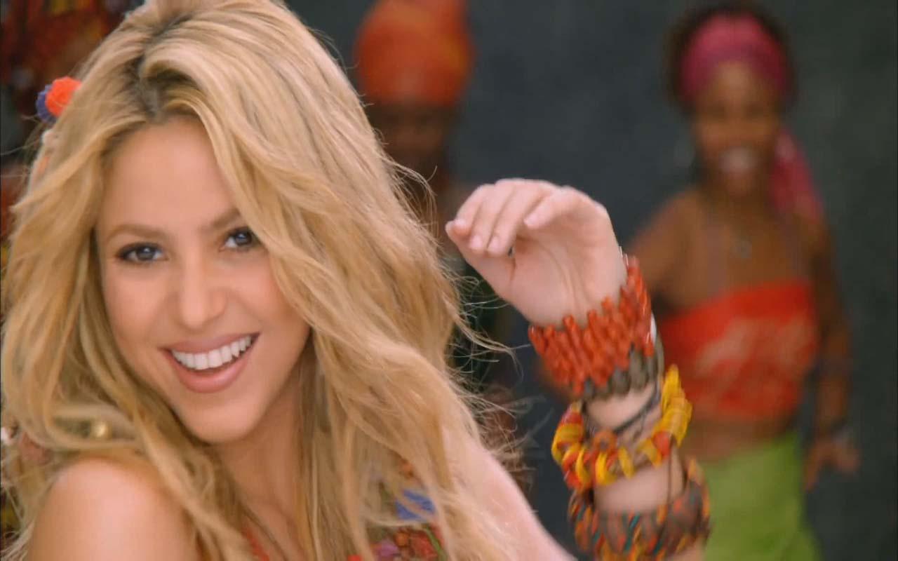 HIGH DEFINITION Shakira  Waka Waka Time For Africa
