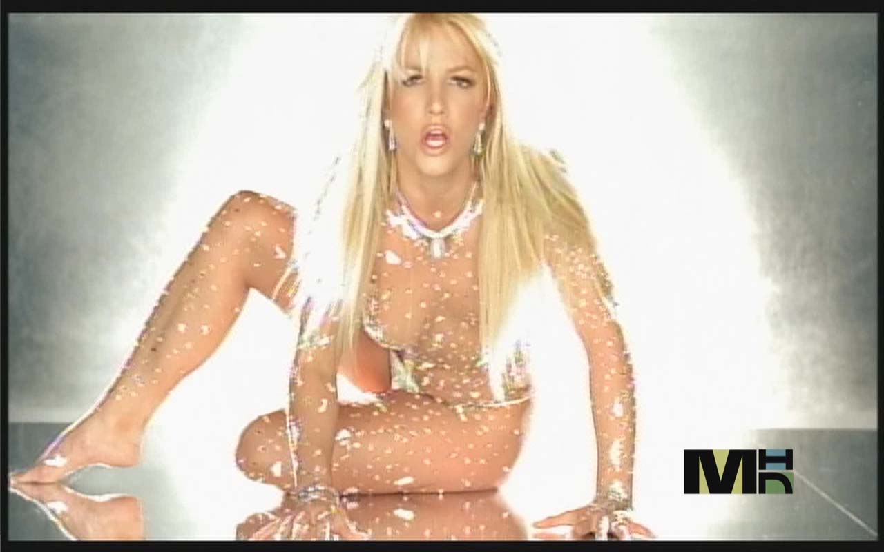 Britney Spears Toxic Nude 51