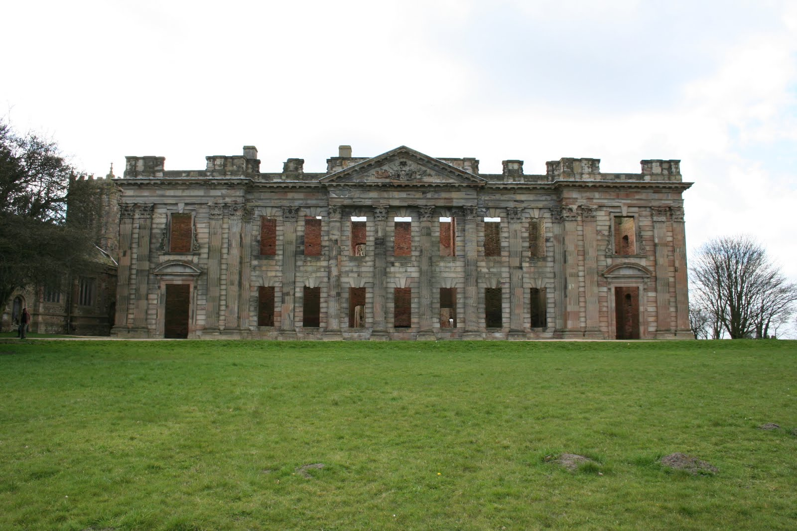 A Ghost Hunters Diary Sutton Scarsdale Hall