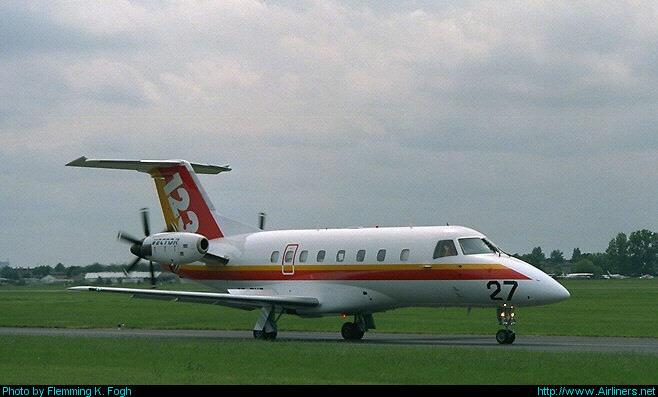 VOAR NEWS AVIAÇÃO & DEFESA: Embraer entrega aeronave CBA 123 restaurada